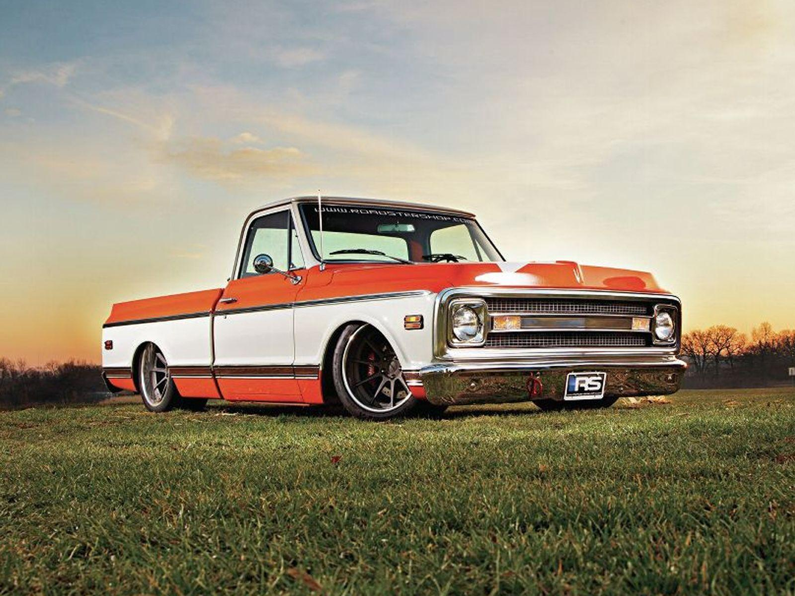Images Of Chevy Pickup Truck Wallpaper Spacehero 1955 Ford F100 Screensaver Wallpapers Cave