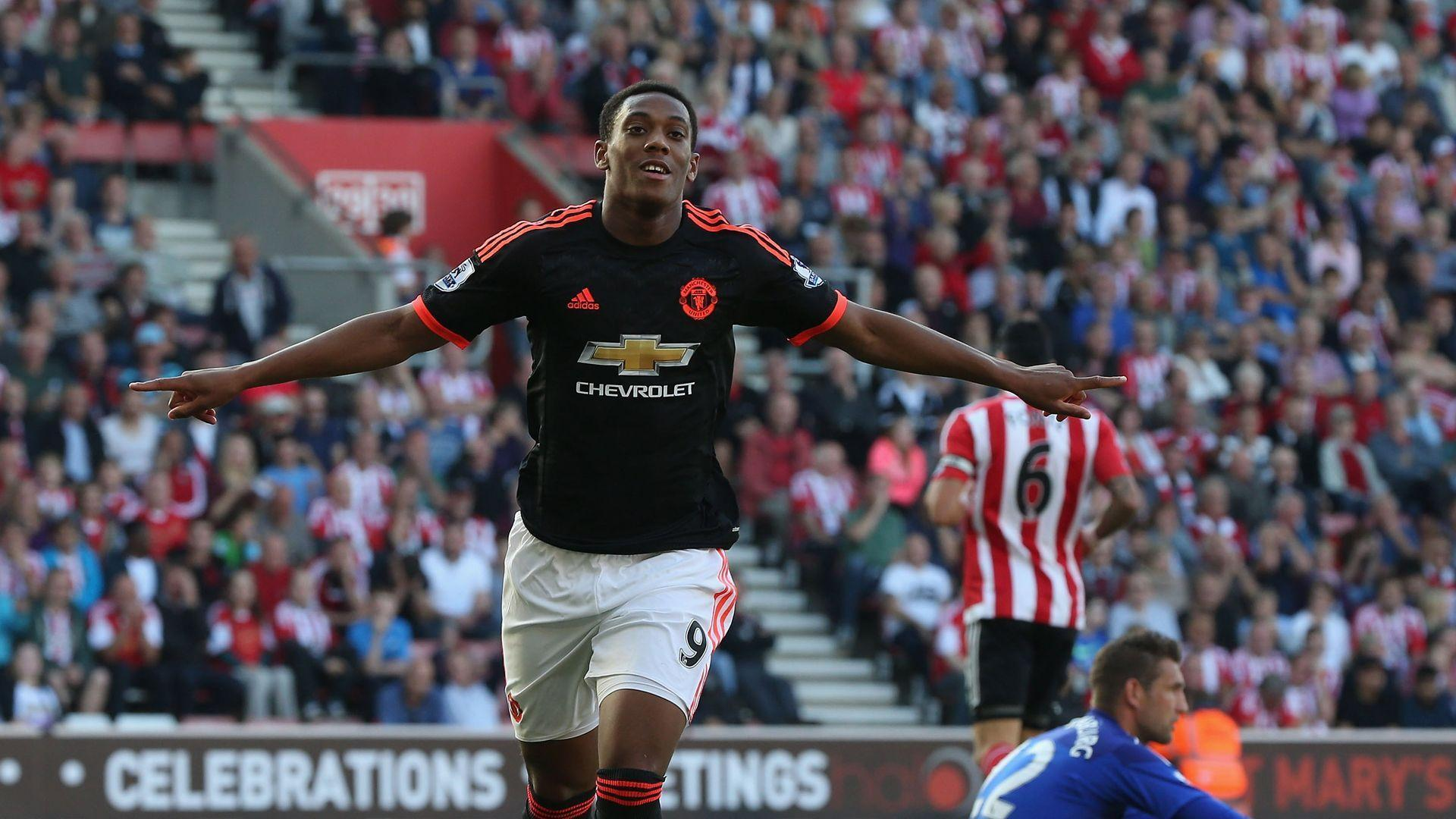 d1651c5da Anthony Martial Wallpapers - Wallpaper Cave