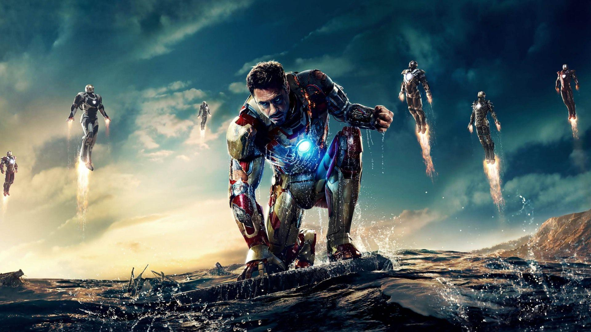 Iron Man 3 Wallpaper 45 PC Images In New Collection