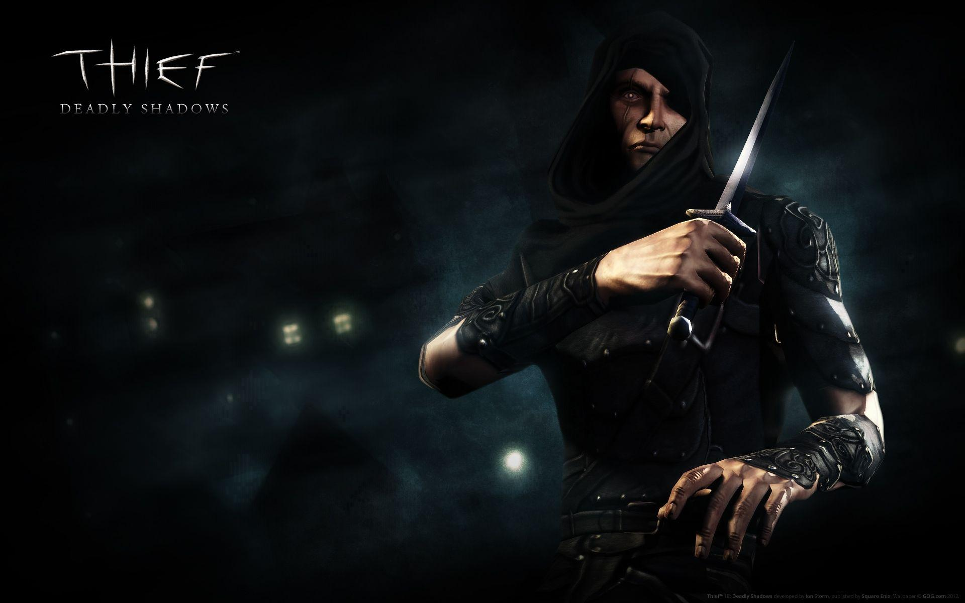 3 Thief: Deadly Shadows HD Wallpapers
