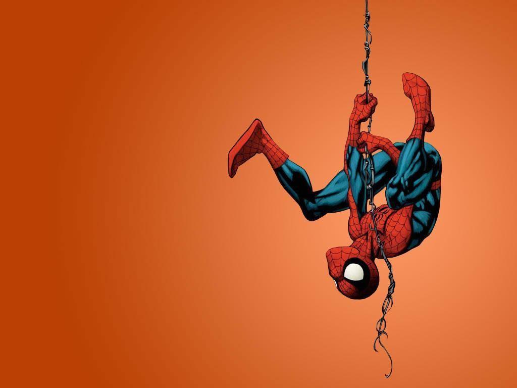 Ultimate spider man wallpapers wallpaper cave - Moving spider desktop ...