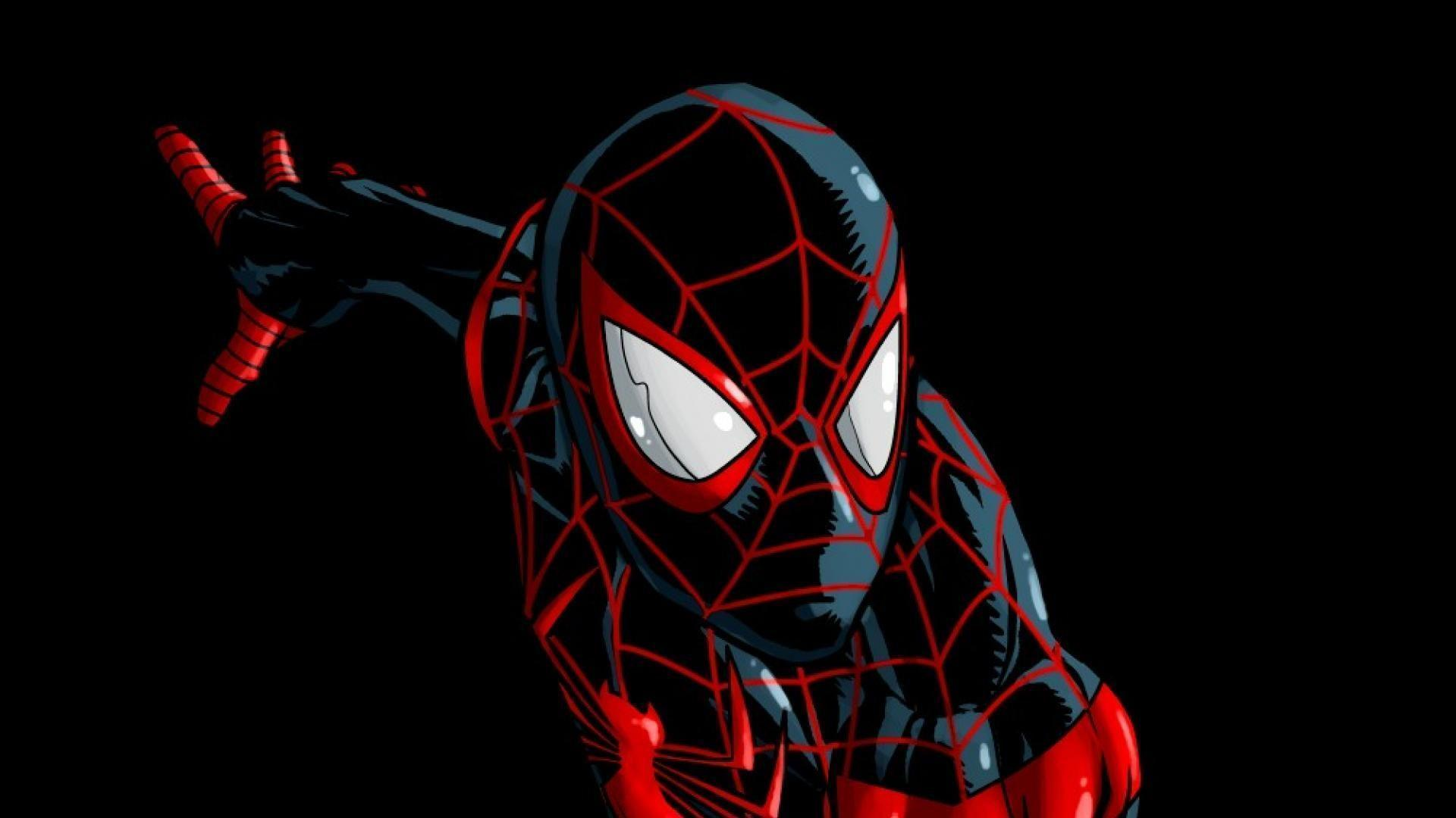 10 Top Spider Man 2099 Wallpaper Full Hd 1080p For Pc Desktop: Ultimate Spider Man Wallpapers