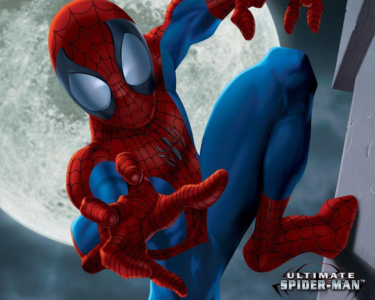 Ultimate Spider-Man – Wallpaper Gallery