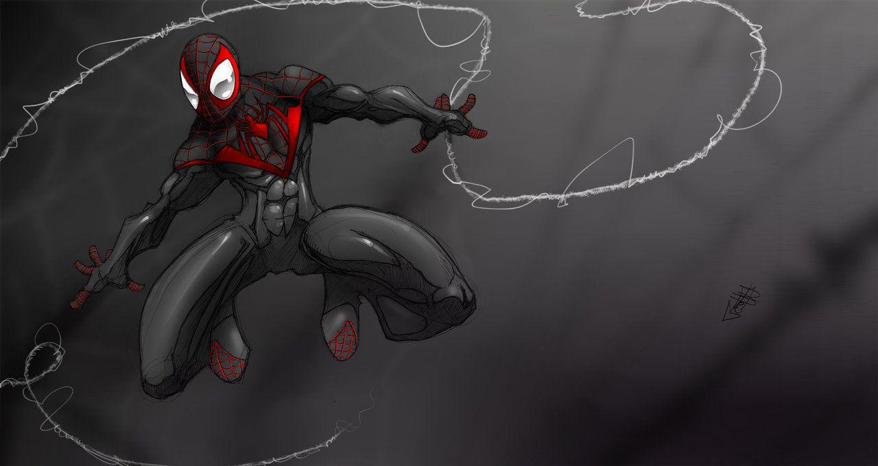 Ultimate Spider Man Wallpaper – images free download