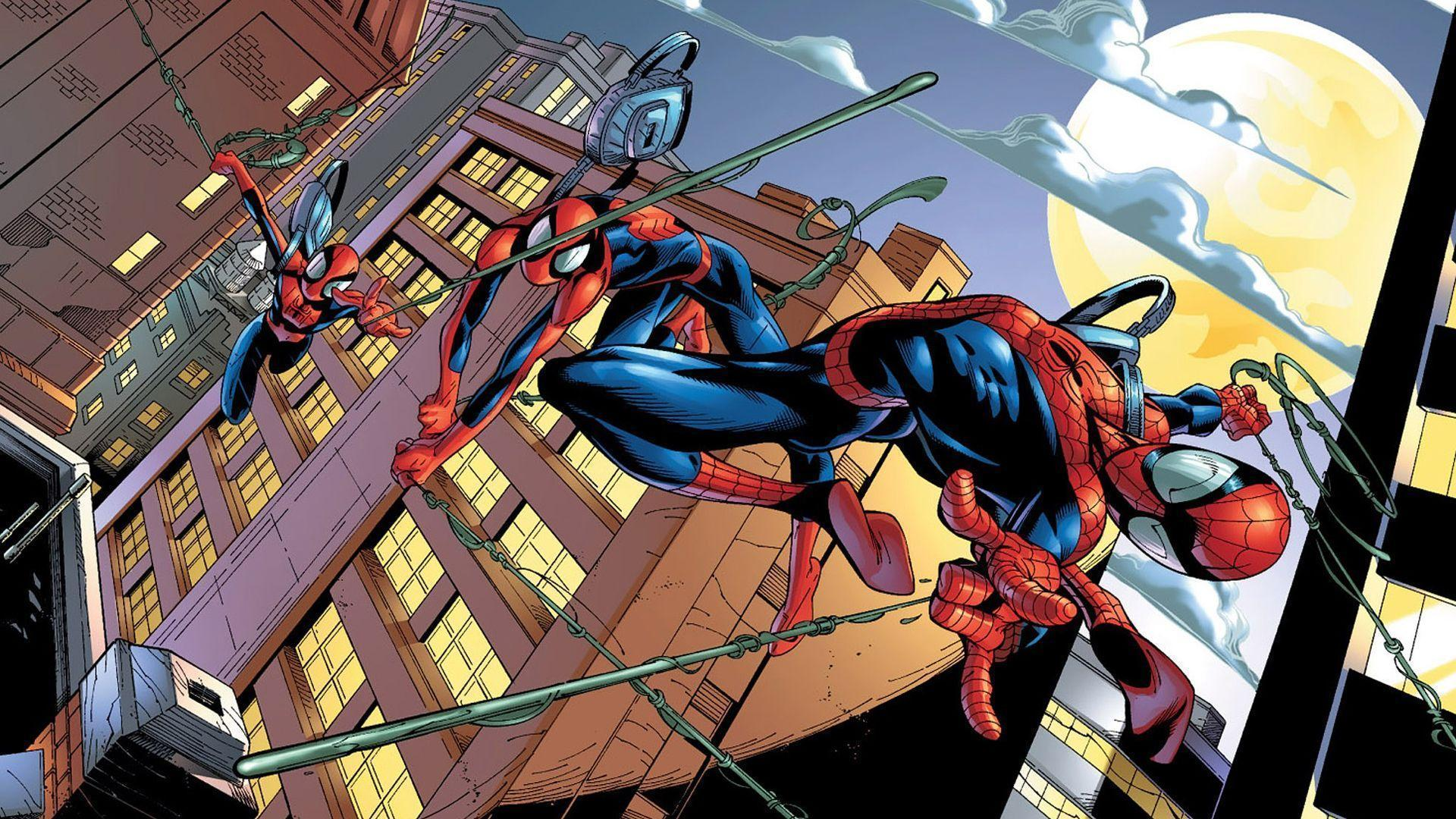 Ultimate Spider-Man Comic Wallpapers | WallpapersIn4k.net