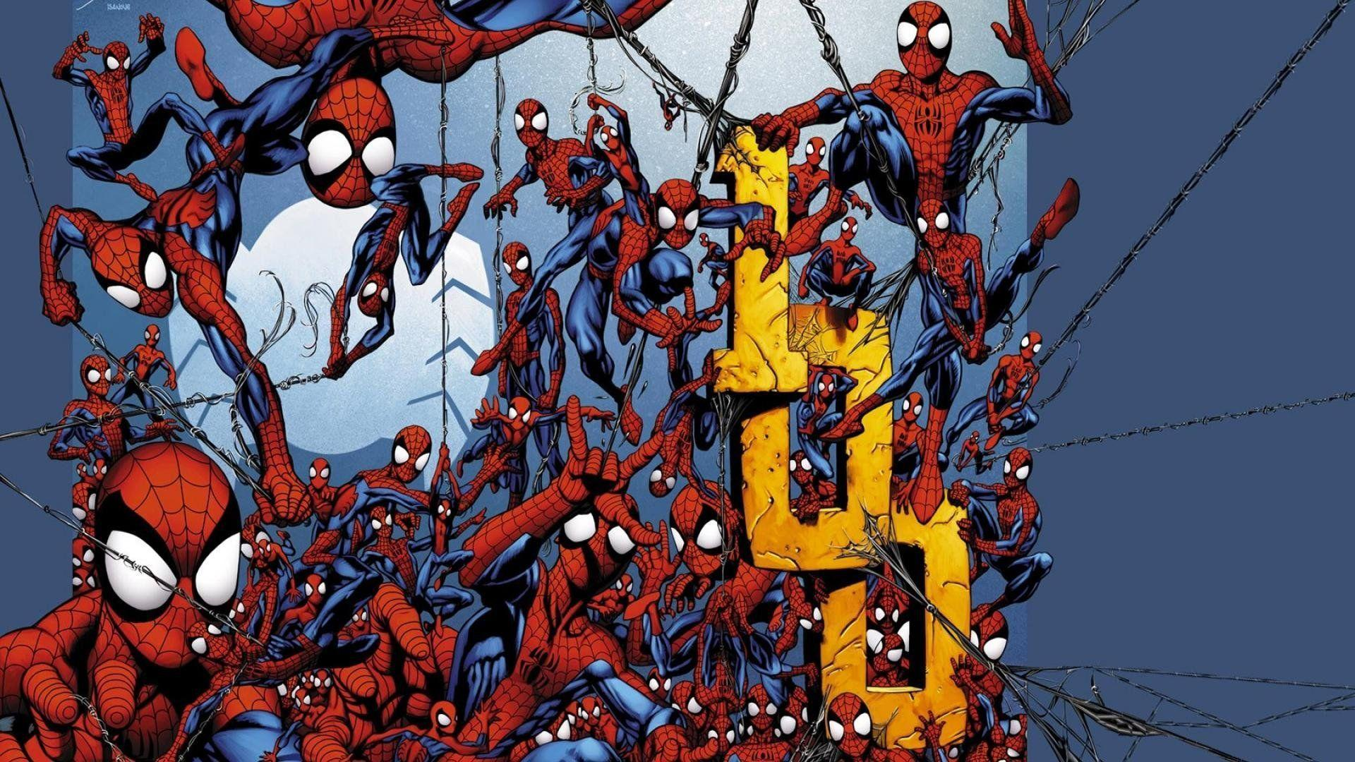 Ultimate Spider Man 100 Wallpaper