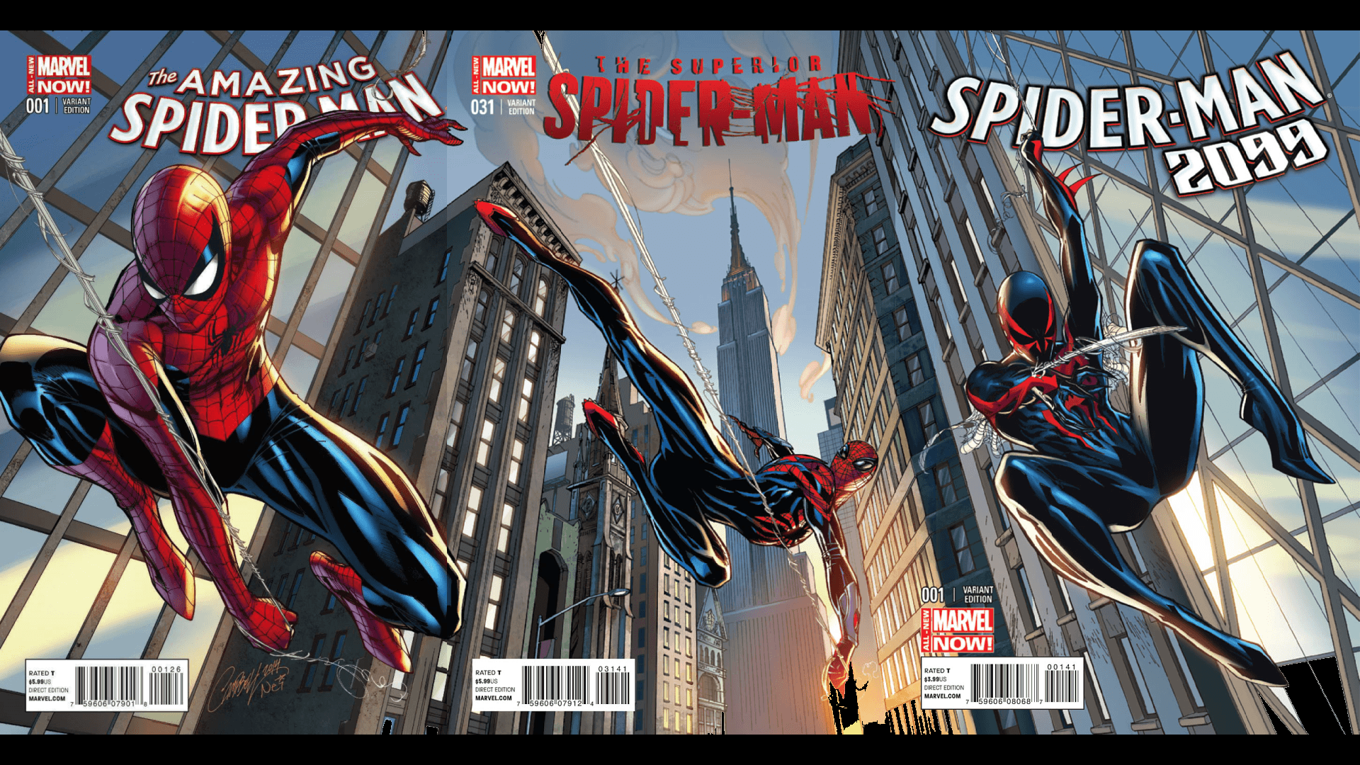 Spider-man Unlimited Comic Wallpapers | WallpapersIn4k.net