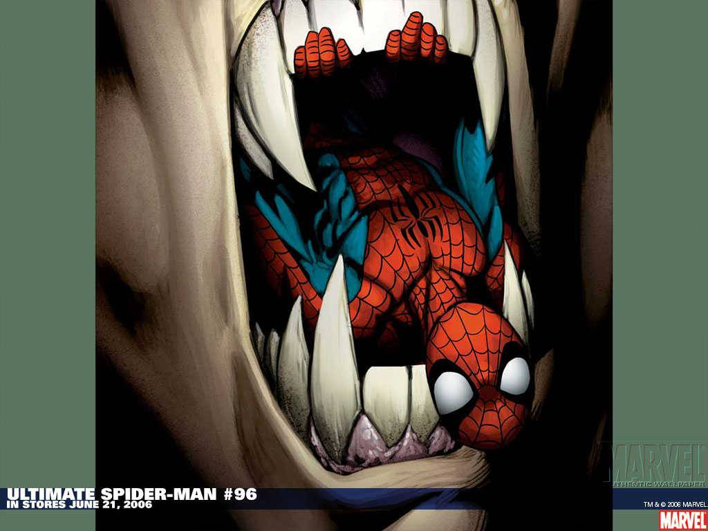 Ultimate Spider-Man #96 - Marvel Wallpaper