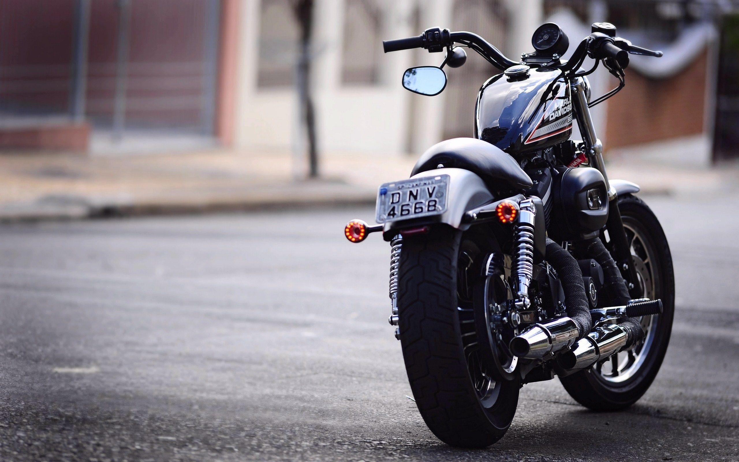 Harley-Davidson Wallpaper HD - WallpaperSafari