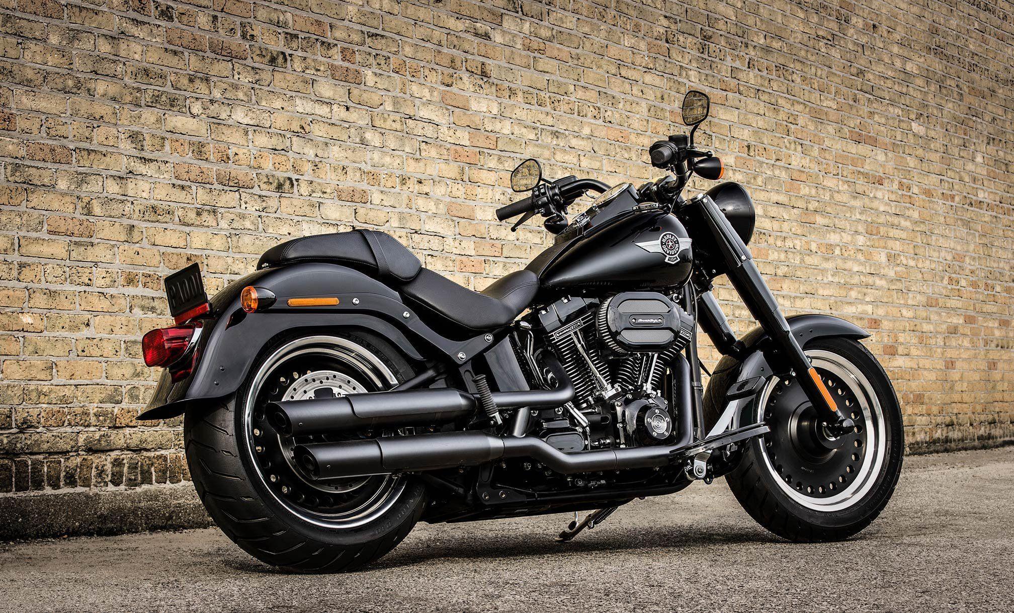 2016 Harley Davidson Fat Boy S Fat Custom motorbike bike ...