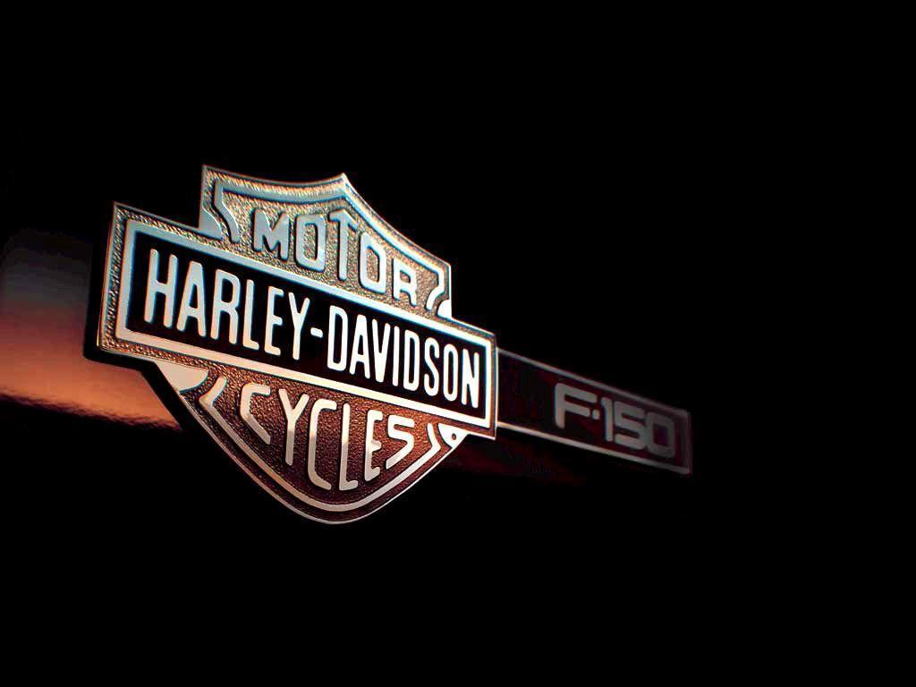 cool harley davidson logo wallpaper - http://69hdwallpapers.com ...