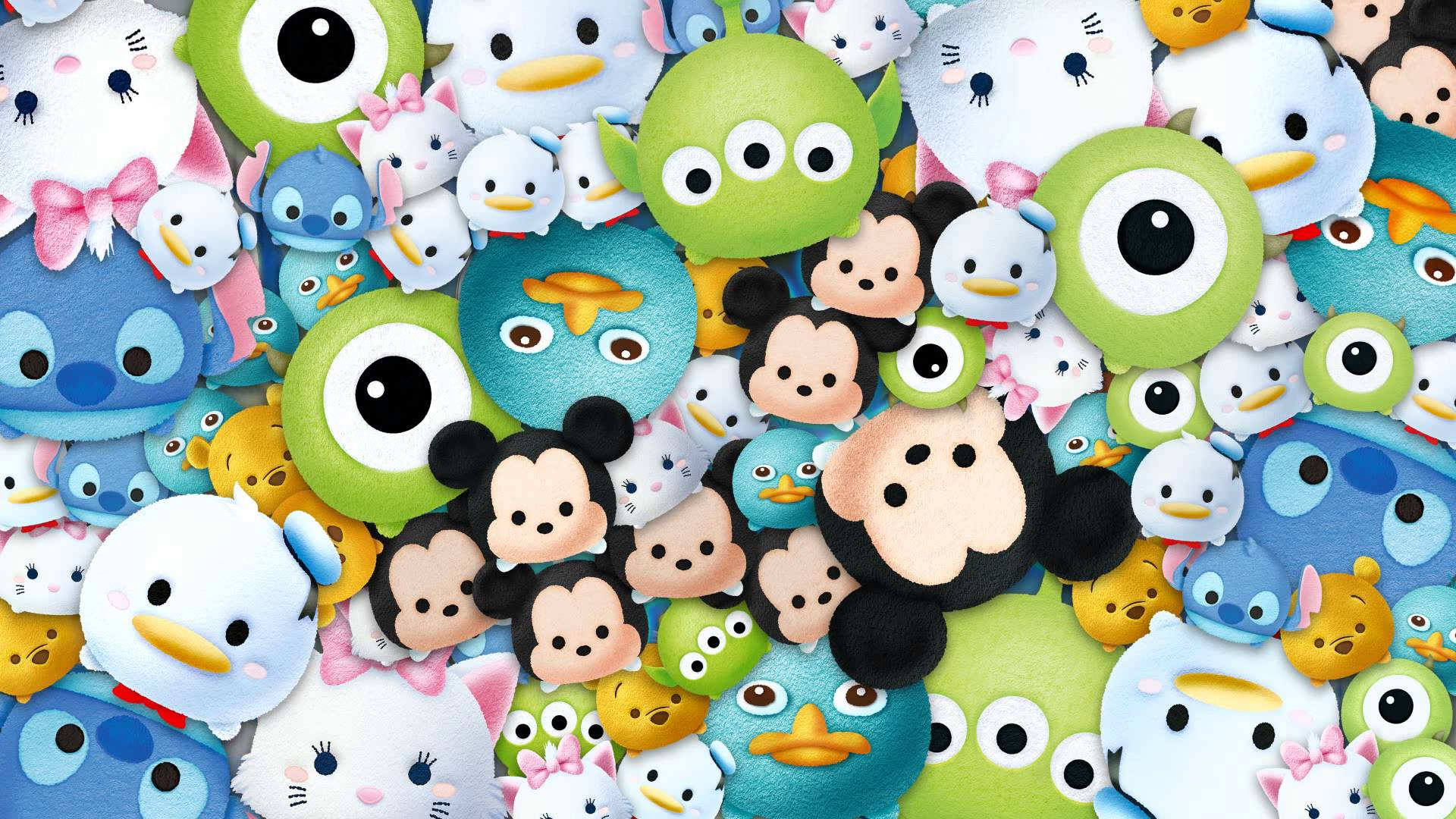 Tsum Tsum Wallpapers Related Keywords & Suggestions