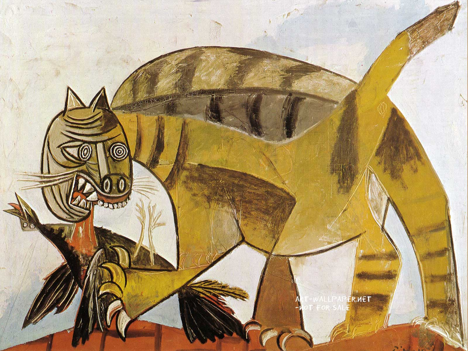 Image detail for -Pablo Picasso Wallpaper, Painting, Art | HD ...