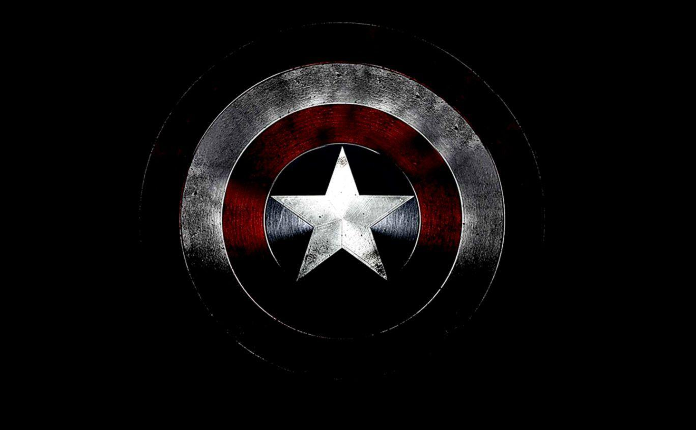 Captain America S Shield Wallpapers Wallpaper Cave