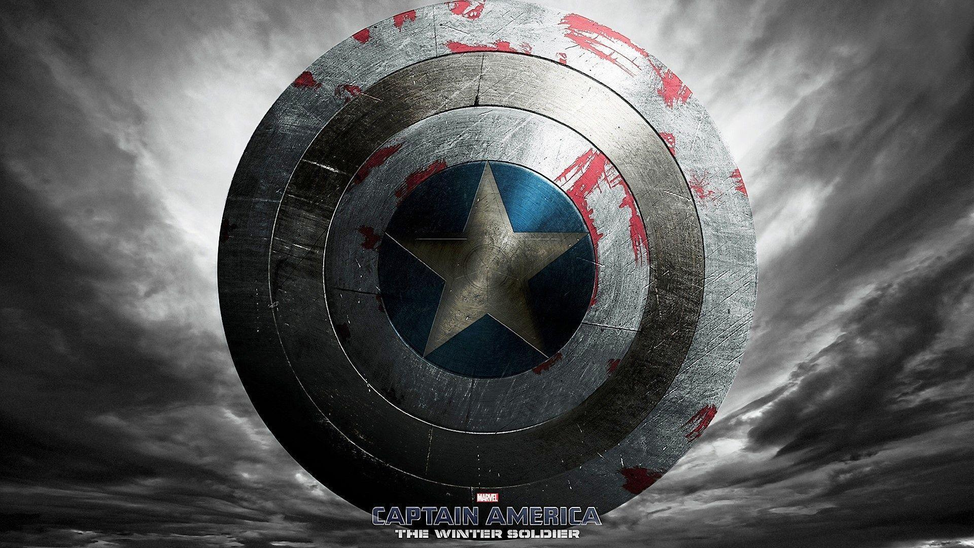 Captain Americas Shield Wallpapers Wallpaper Cave