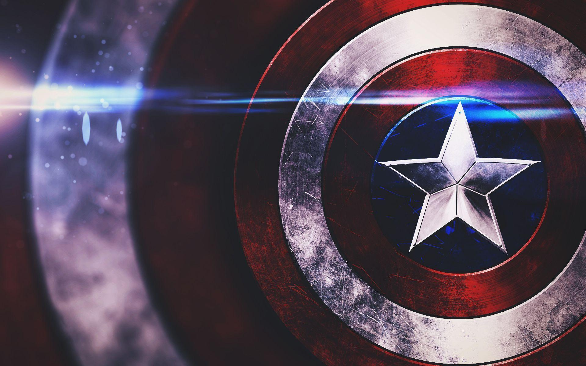 Captain America Shield Wallpapers HD