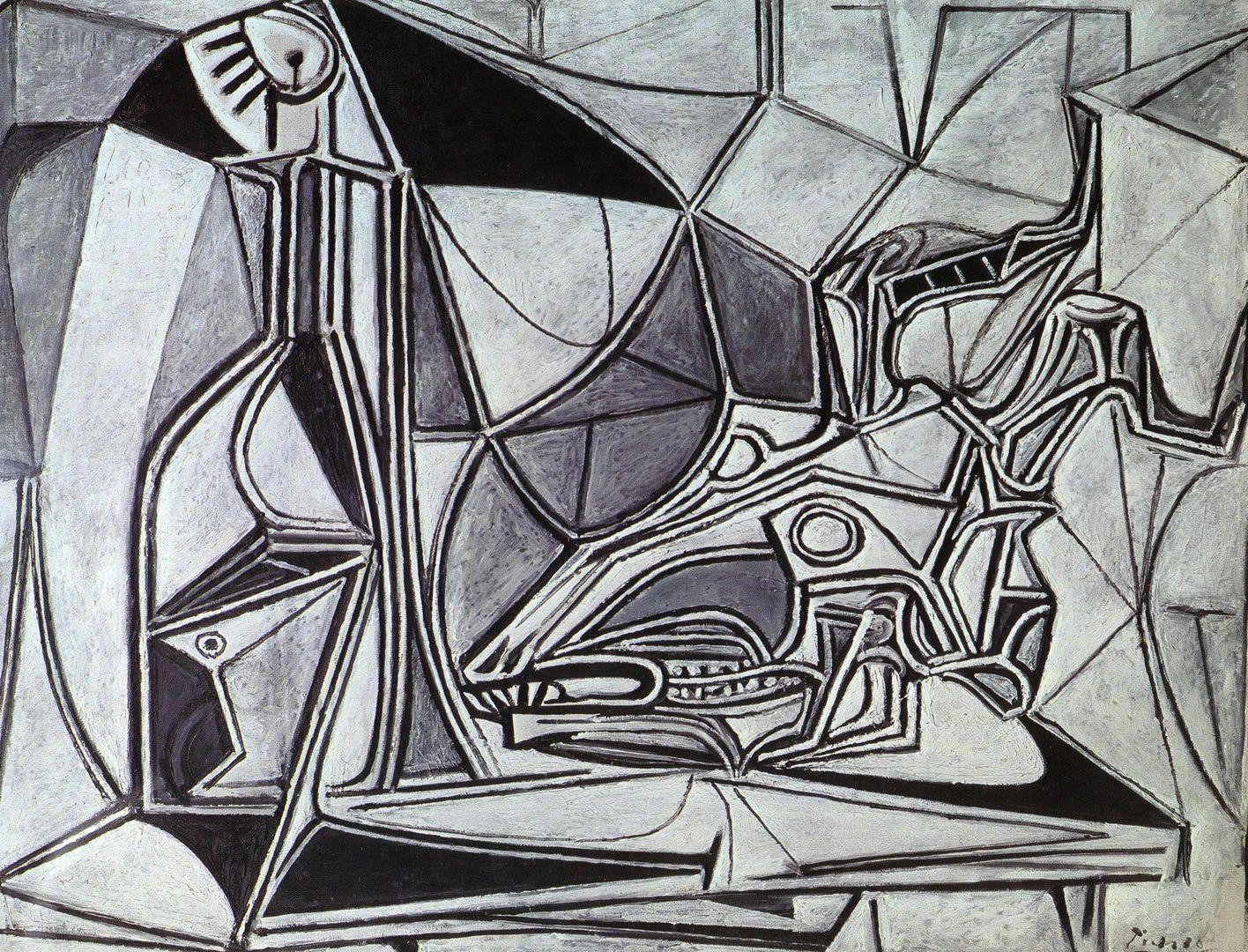 Pablo Picasso Paintings Wallpapers Gallery - page 1