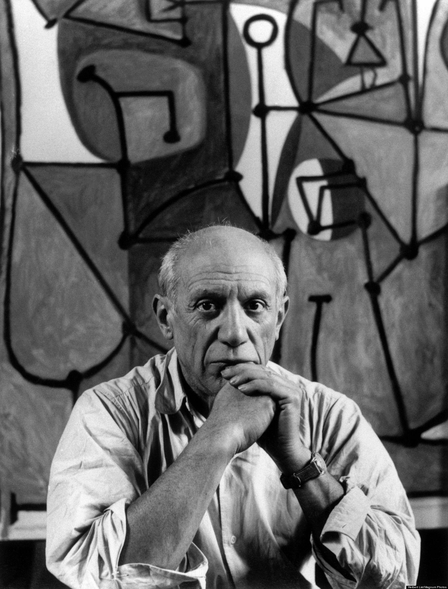 Awesome Pablo Picasso HD Wallpaper Free Download