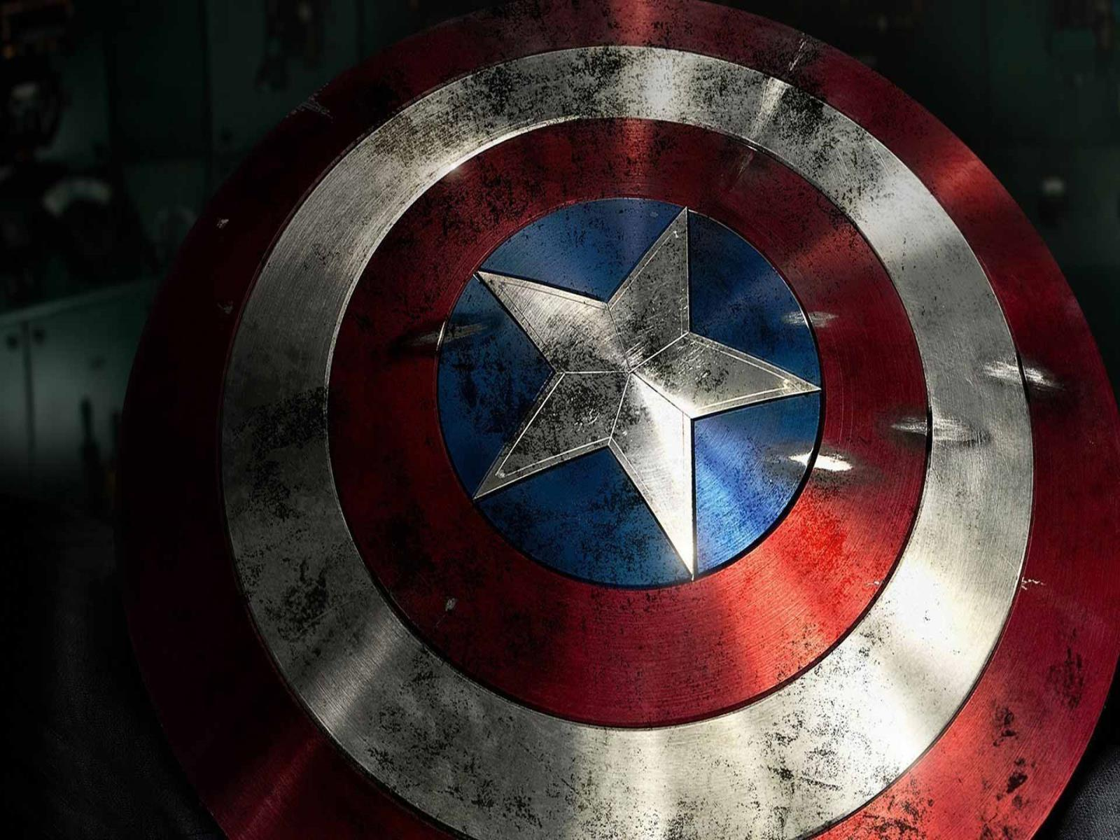 captain america shield wallpapers free