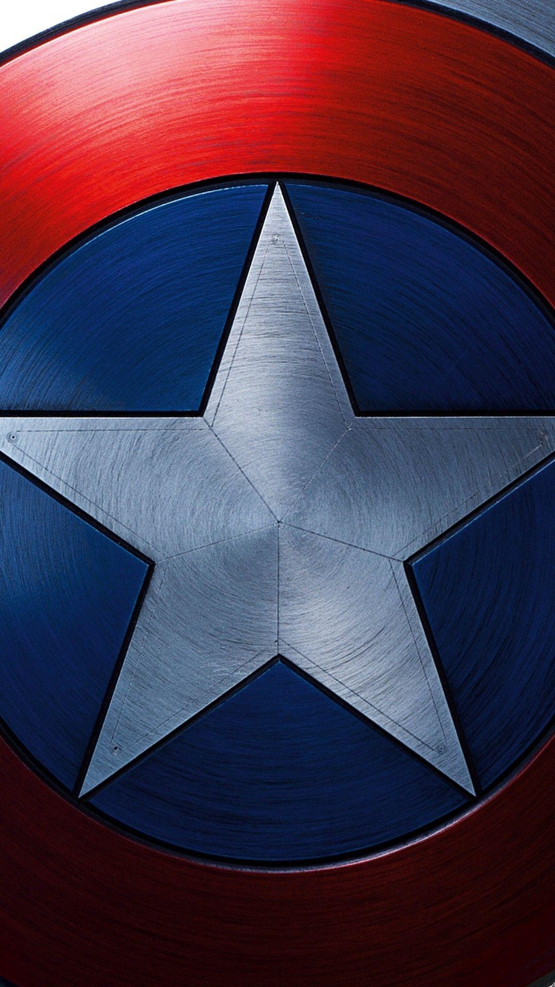 captain america iphone wallpaper captain america s shield wallpapers wallpaper cave 13736