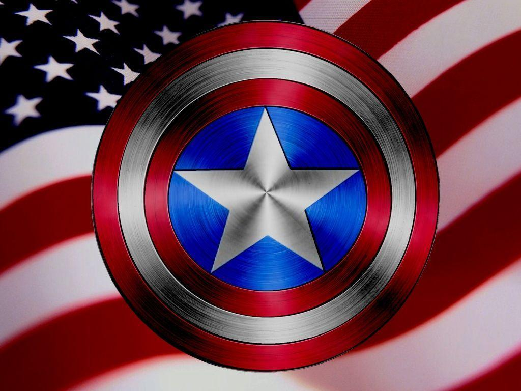 Captain America Shield Wallpapers Collection For Free Download