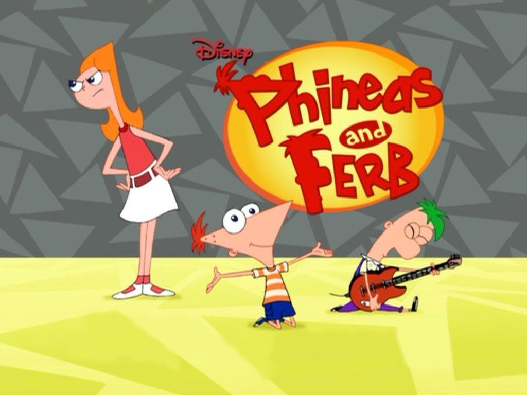 Phineas And Ferb Cartoon Wallpapers
