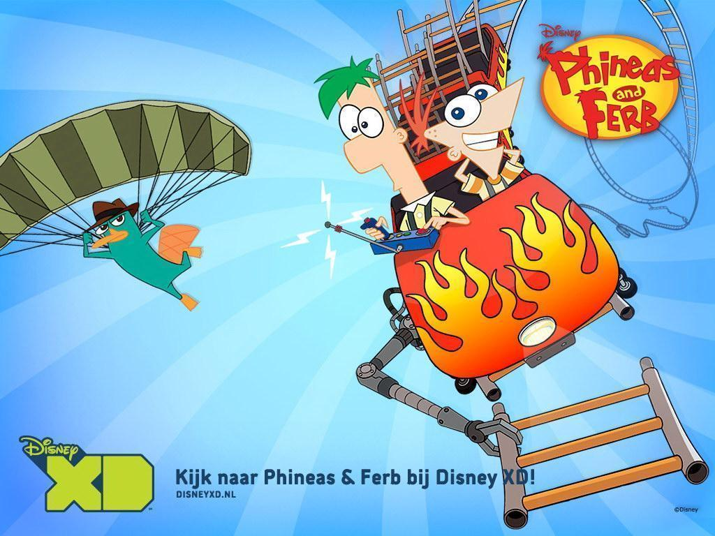 Download Phineas and Ferb Wallpapers for android, Phineas and Ferb