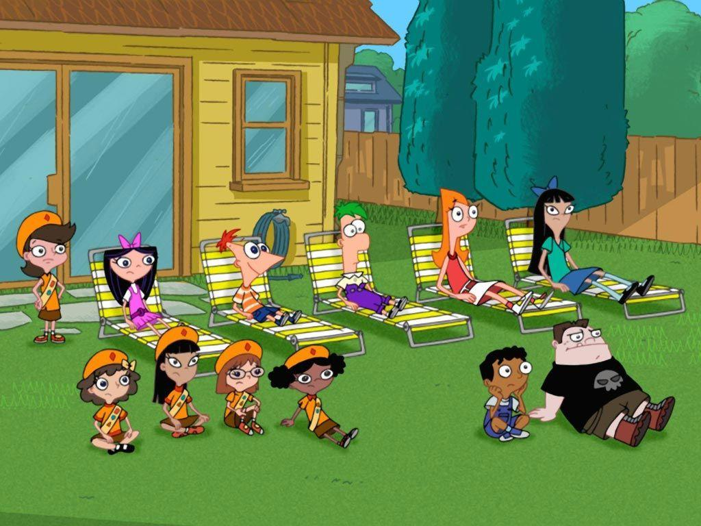 pics of phineas and ferb