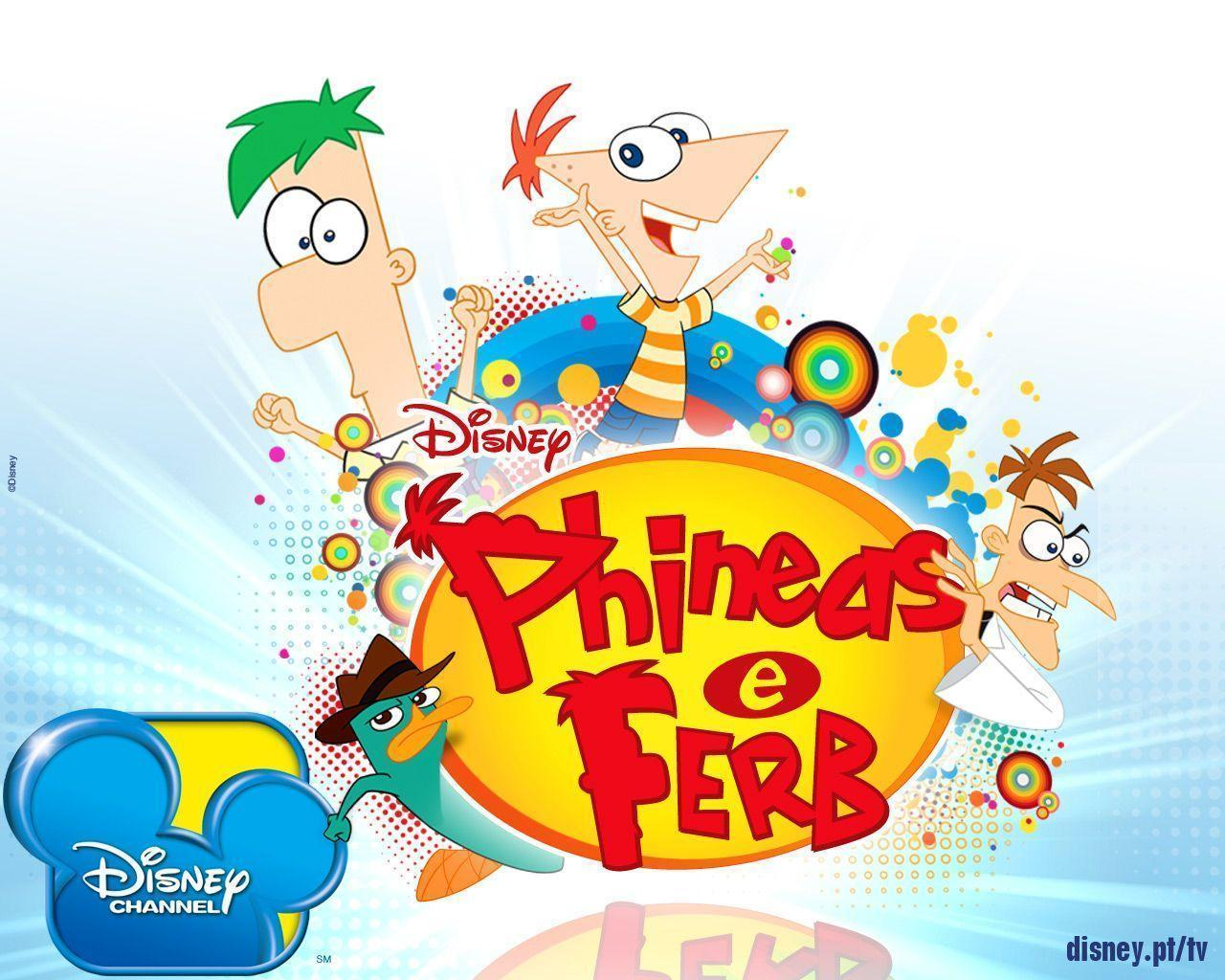 Phineas And Ferb Wallpapers