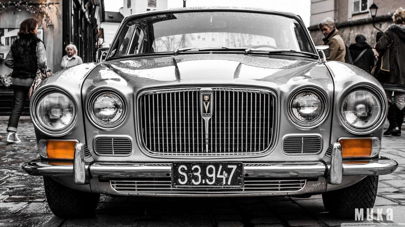 Classic Cars Hd Wallpapers 4k: Jaguar XJ6 Wallpapers