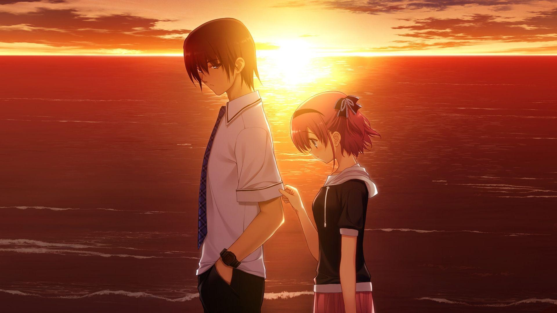 Hentai girl and boy