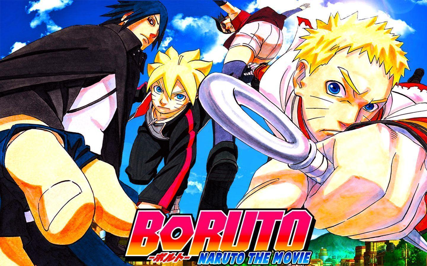 Boruto: Naruto the Movie Movie Wallpapers