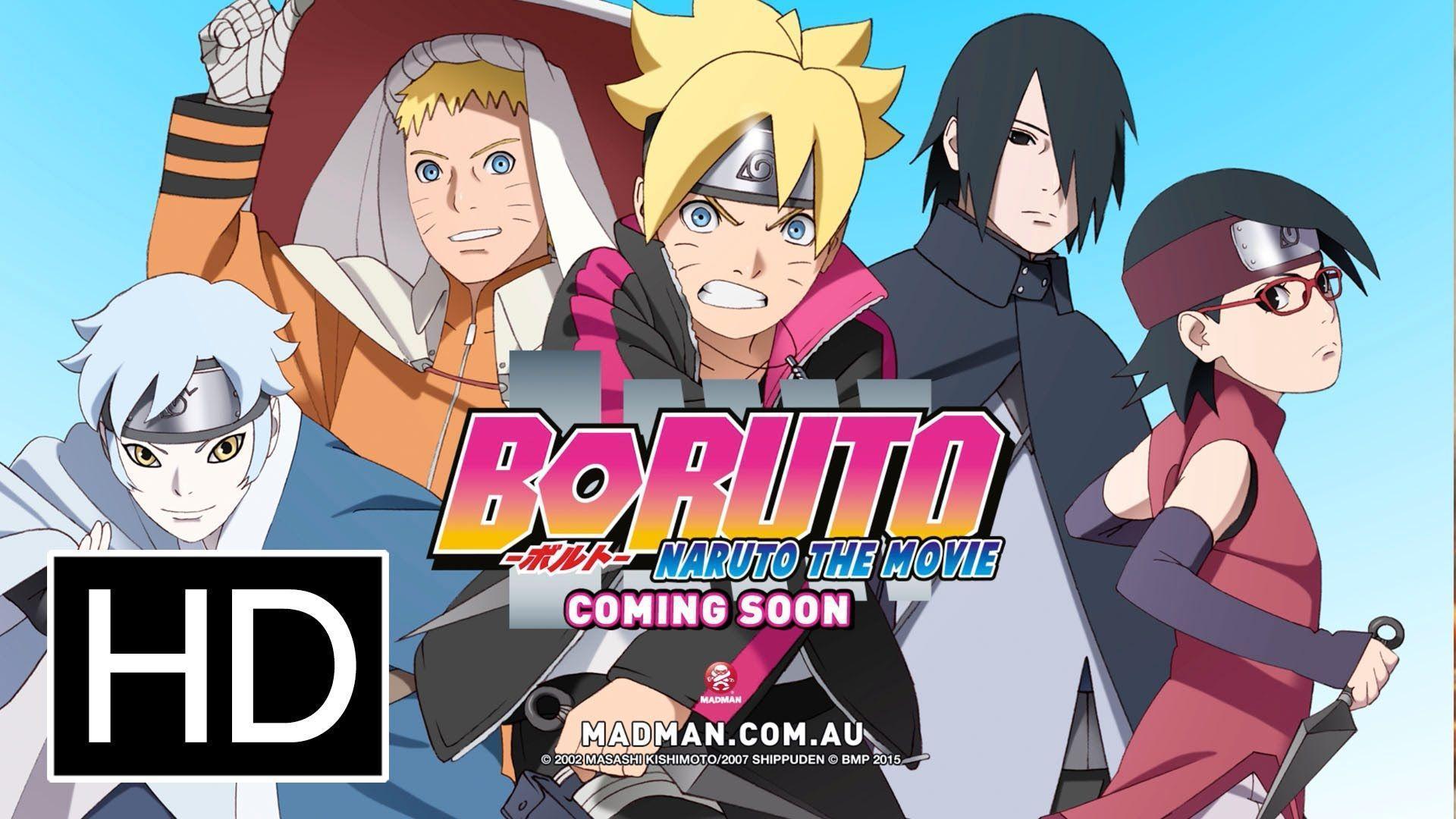 Boruto: Naruto The Movie Stream
