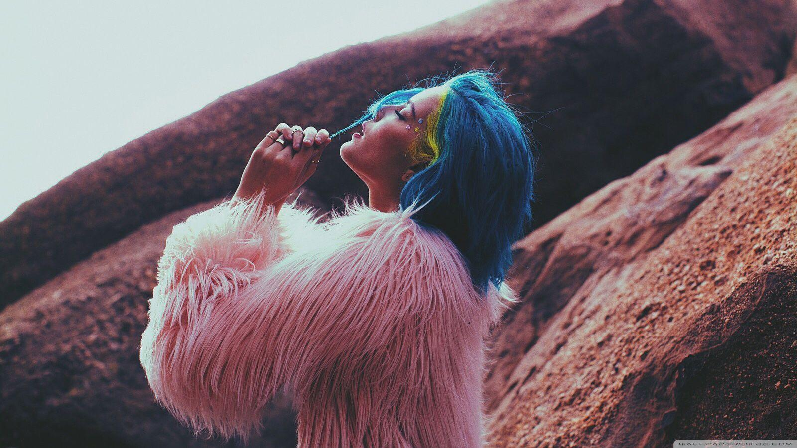 Halsey Badlands HD desktop wallpaper : Widescreen : High ...