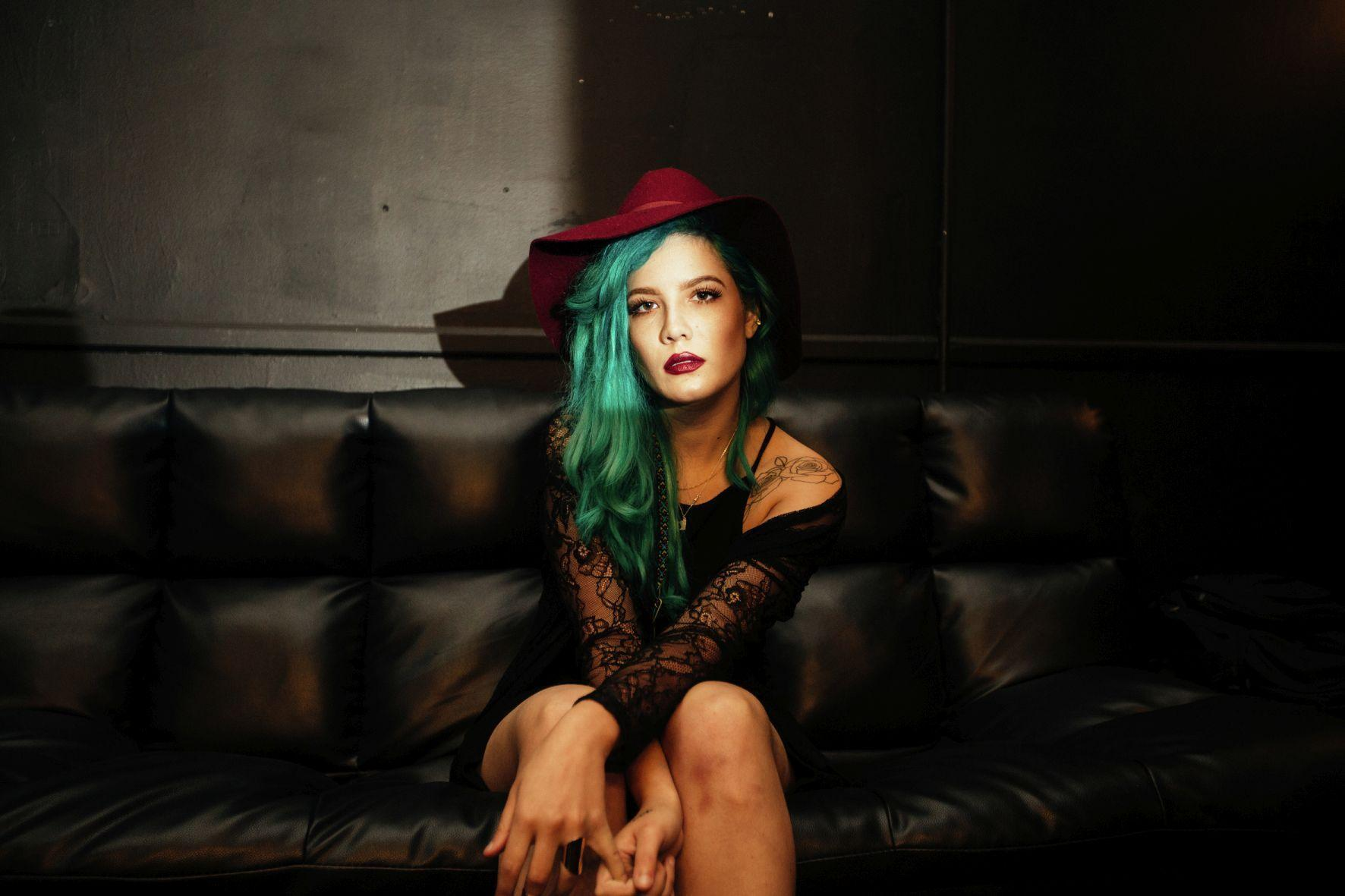 Halsey Wallpaper | Zoni Wallpapers