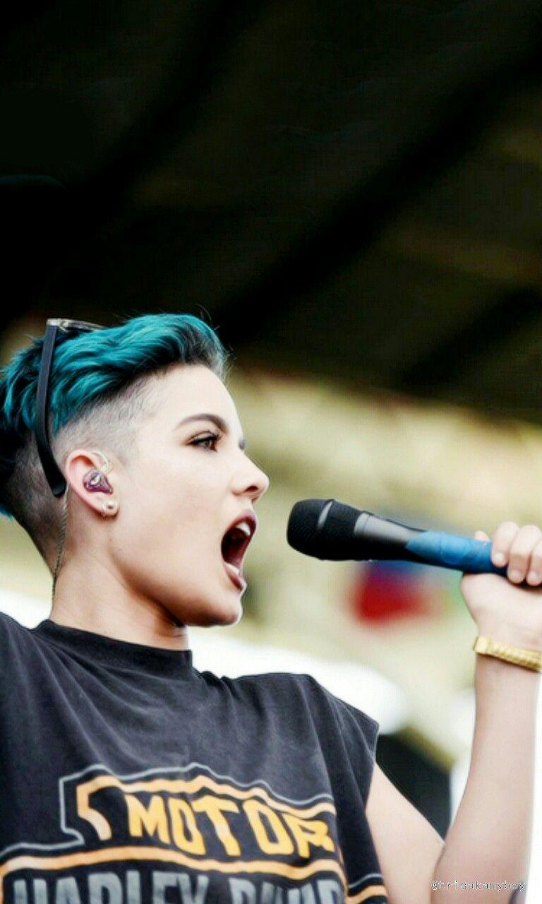 Halsey iPhone Lockscreen/Wallpaper | halsey lockscreens/wallpapers ...