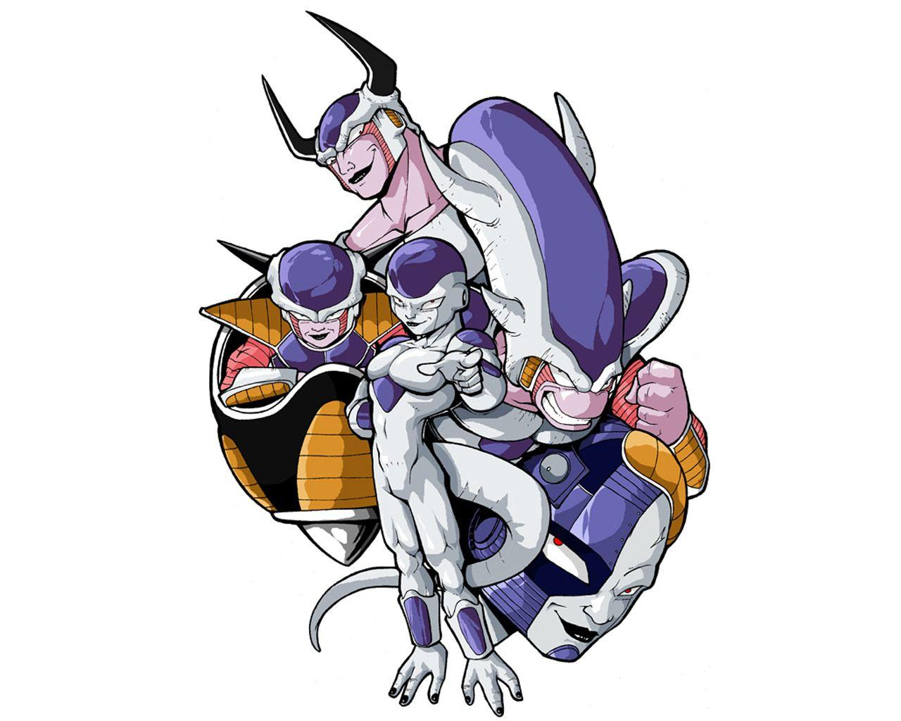 dbz frieza wallpaper - photo #29