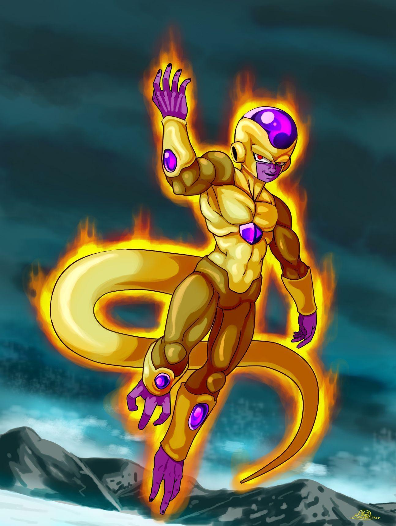 dbz frieza wallpaper - photo #22