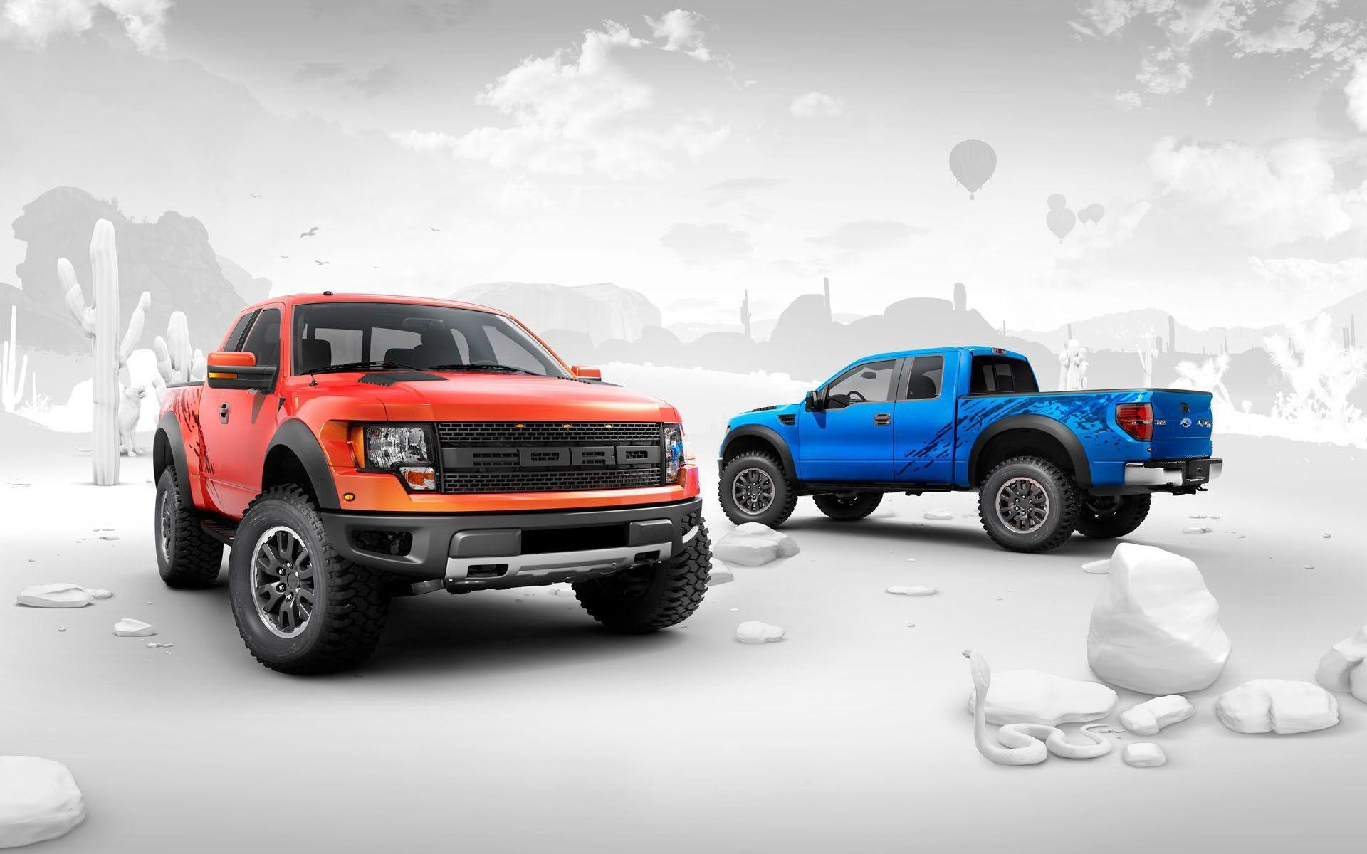 50 Ford Raptor HD Wallpapers
