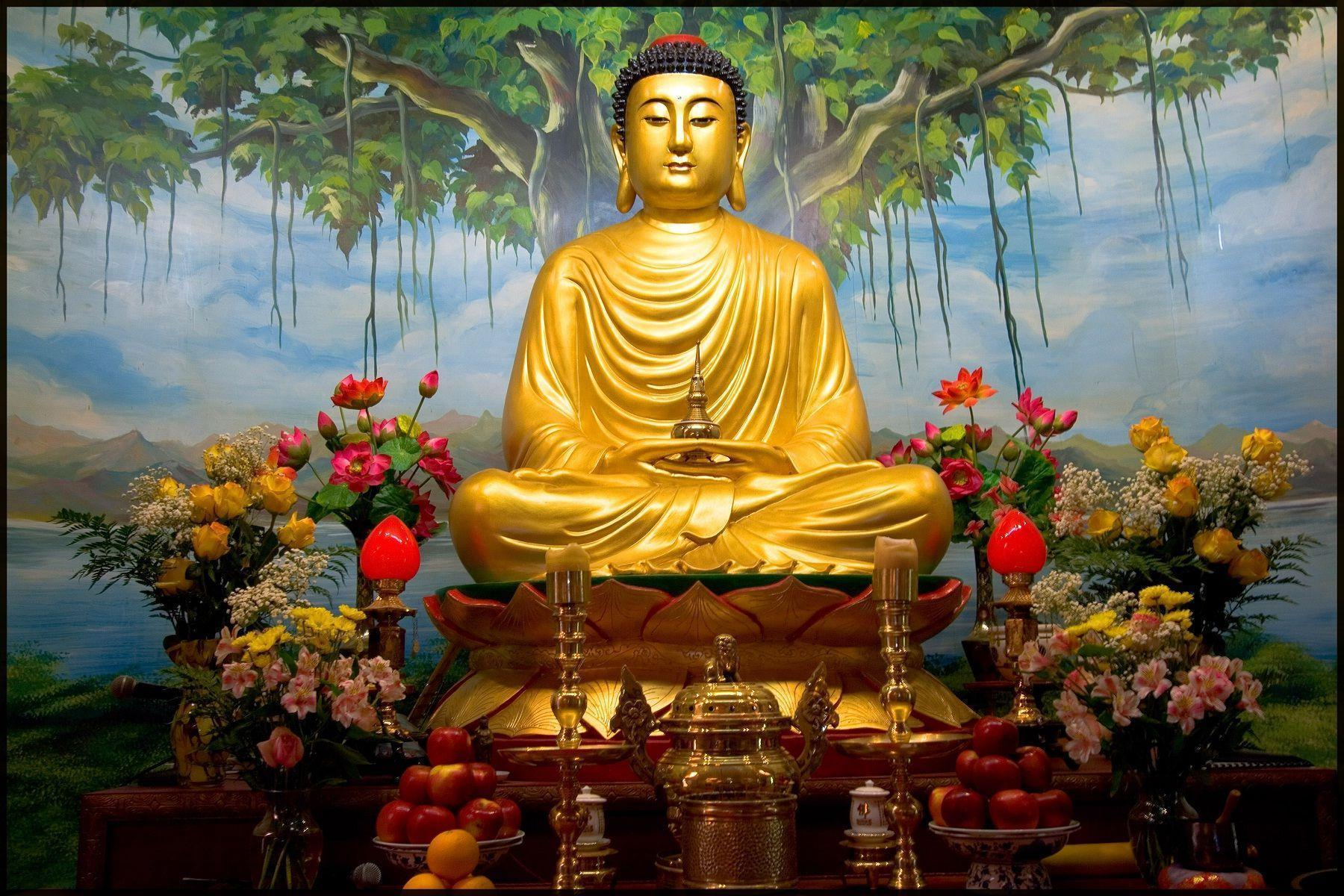 Gautama buddha wallpapers wallpaper cave - Gautama buddha hd pics ...