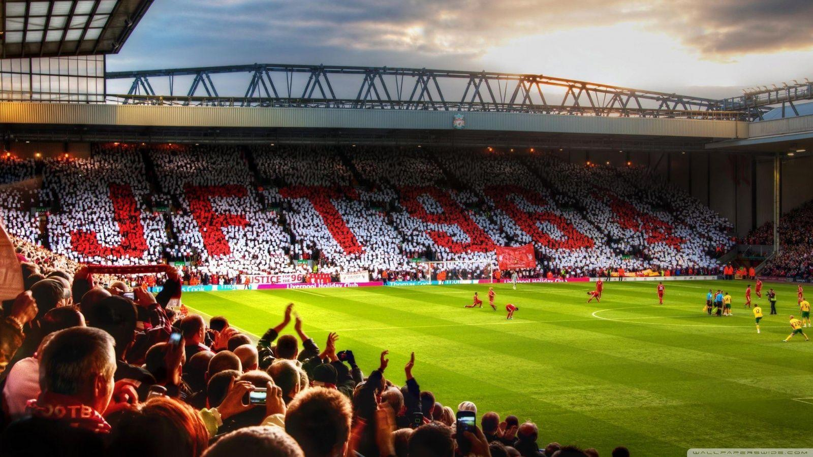 Anfield Wallpapers Wallpaper Cave