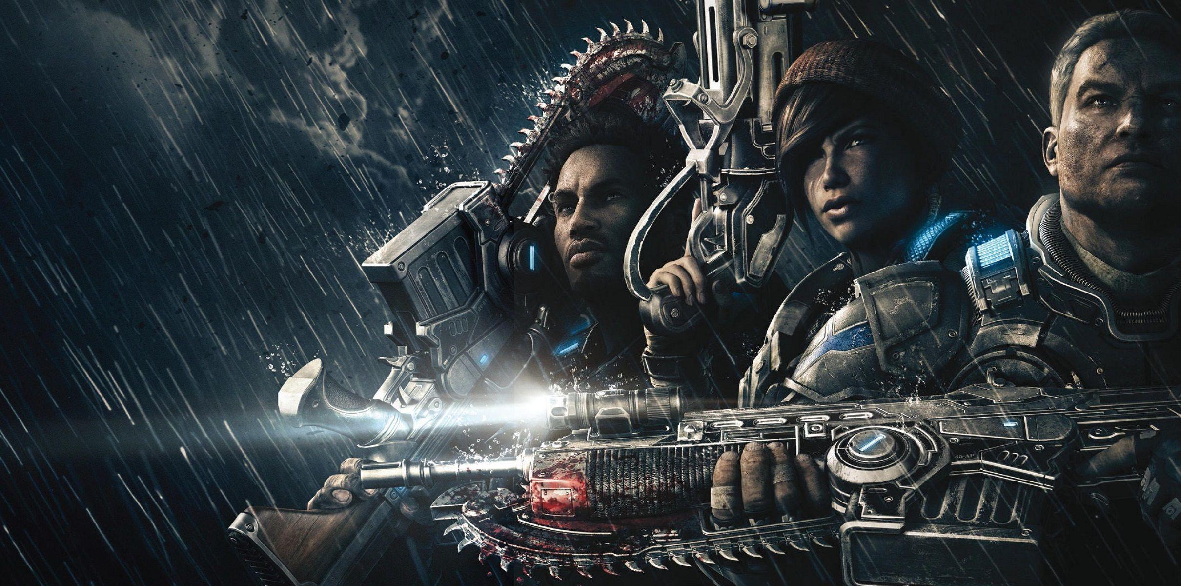 39 Gears Of War 4 HD Wallpapers | Backgrounds - Wallpaper Abyss