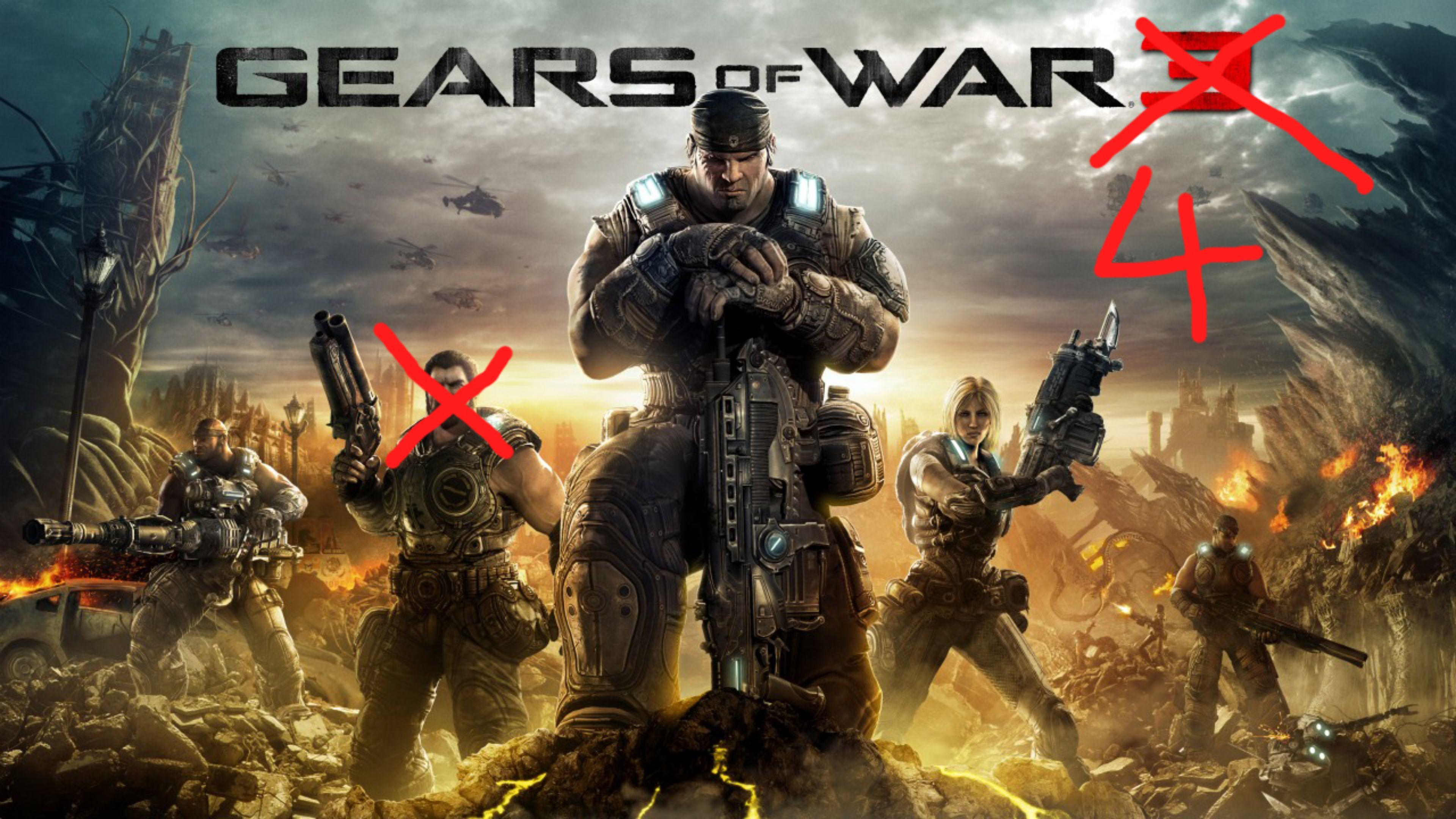 Gears Of War 4 Wallpapers - Wallpaper Cave