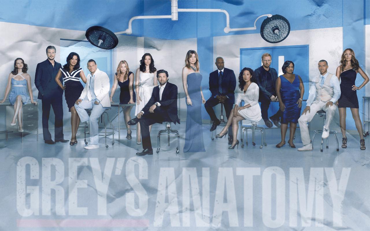Grey's Anatomy Teams Background 5