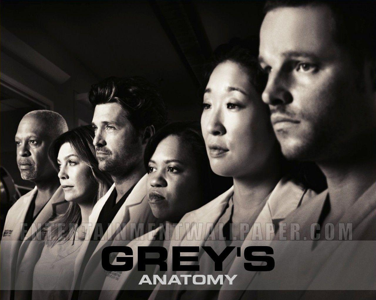 Greys Anatomy Wallpaper Page 1