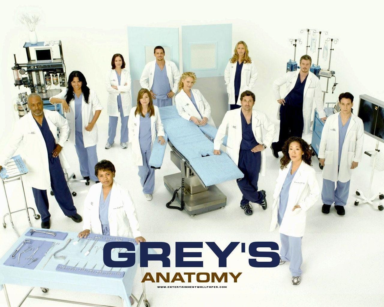Grey\'s Anatomy Wallpapers - Wallpaper Cave