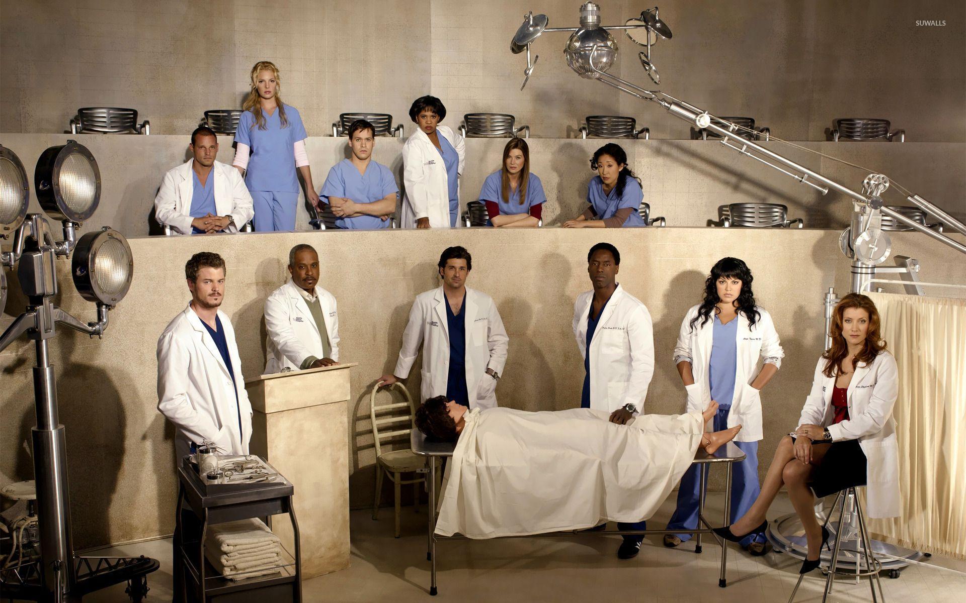 Grey's Anatomy Wallpapers - Wallpaper Cave