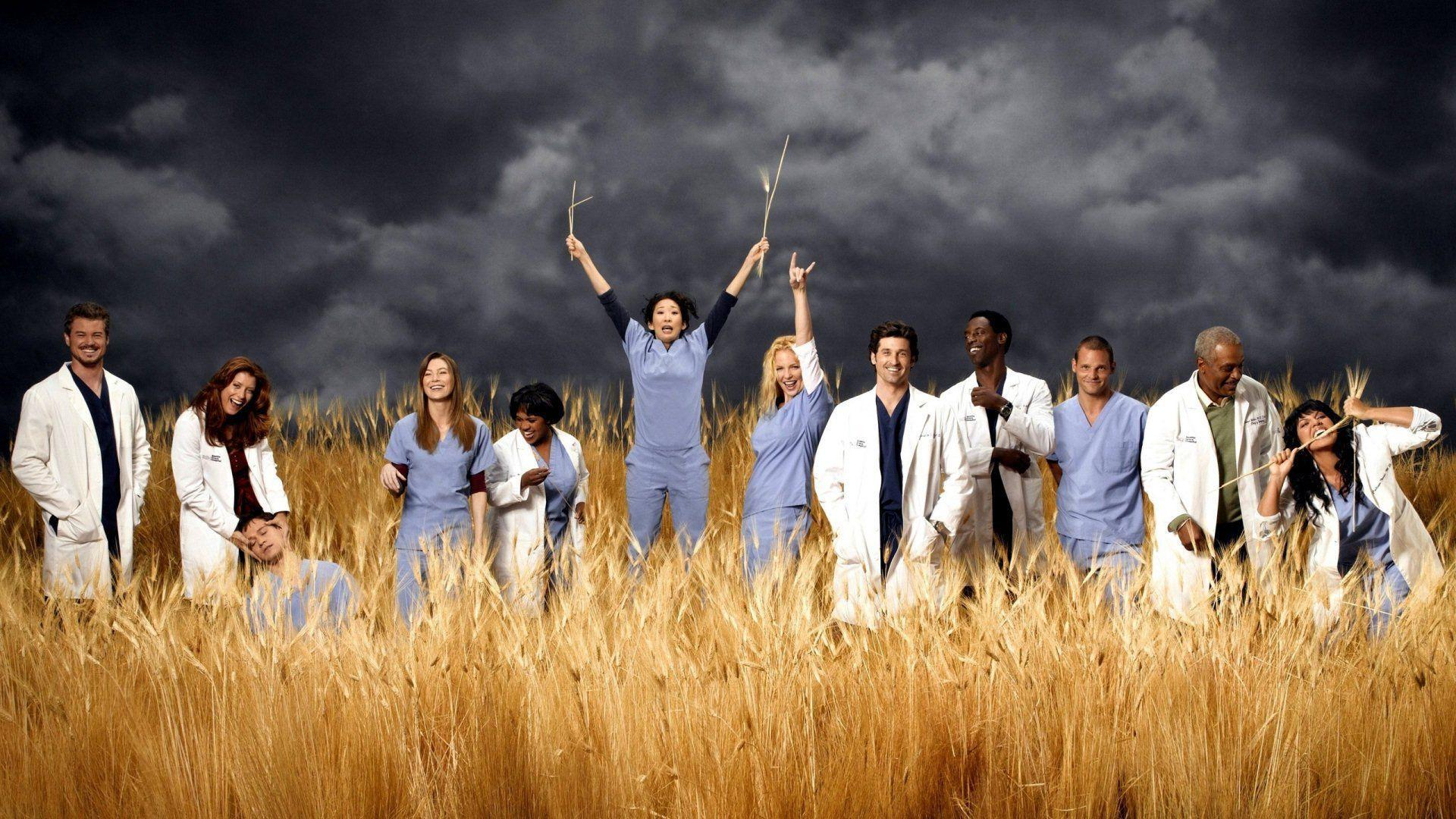 14 Grey's Anatomy HD Wallpapers | Backgrounds - Wallpaper Abyss