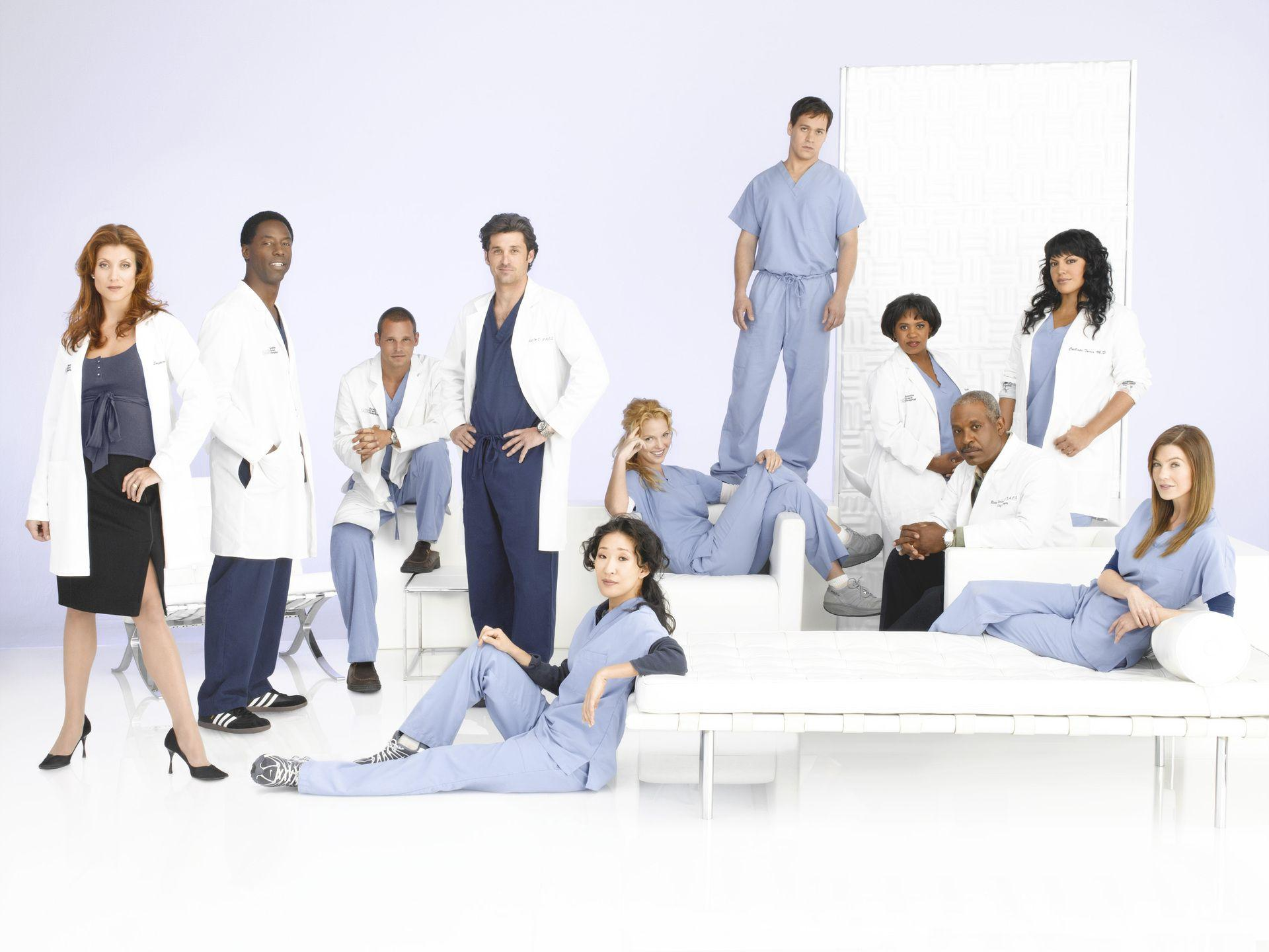 Grey's Anatomy Wallpapers High Quality | Download Free