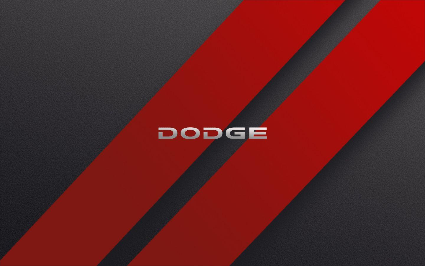 Dodge Logo Wallpapers Wallpaper Cave